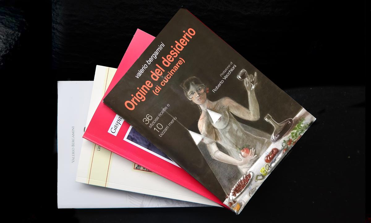 libri Valerio Bergamini
